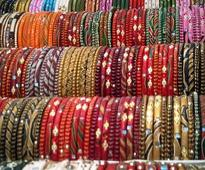 Pench trains women to make lac bangles to earn livelihood