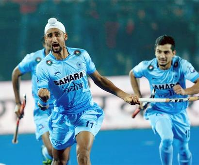 4-Nation hockey: India lose to Belgium in final