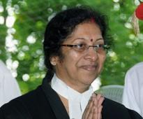 Manjula Chellur sworn-in as the Chief Justice of Bombay ...