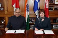 New chair enhances McGill ties to India