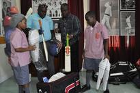 Cricketers benefiting from Haynes Foundation