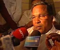 Siddaramaiah is the new Chief Minister of Karnataka