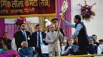 President Mukherjee, Sonia Gandhi in attendance for Delhi's Ramleela event