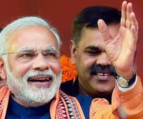 Ex-Congress MP Arvind Sharma praises Narendra Modi, Manohar Lal Khattar govts