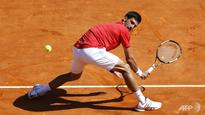 Tennis: Djokovic crashes out of Monte Carlo Masters