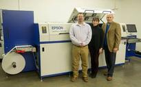 Ranger Label Installs Epson SurePress Digital Press