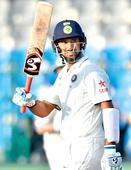 Faster and better Cheteshwar Pujara delights skipper Virat Kohli