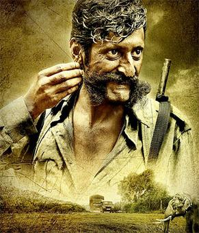 Review: Veerappan ends up an exhausting watch