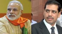 AAP slams Modi for 'not taking action' against Robert Vadra