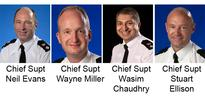 Policing your community - senior officers across GM