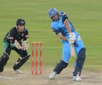 Wiese blasts Titans to victory