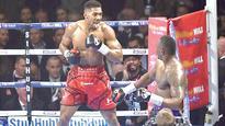 Anthony Joshua, Vladimir Klitcshko agree $36 million fight in UK