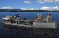 NASSCO lays keel for USNS Hershel 'Woody' Williams