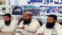 JuD chief Makki vows to intensify 'Jihad' against India