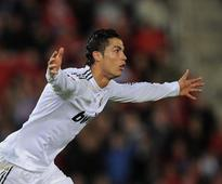 In pictures: All 37 of Ronaldo's Real Madrid hat-tricks