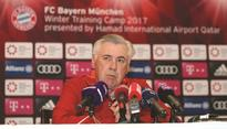 Bayern stronger now than in summer, says boss Ancelotti