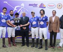 Star-studded Diamond Paints lift Member Polo Cup