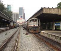 Heavy smoke from Singapore's operating train due to fault in air-conditioning system