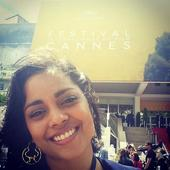 Shahana Goswami's first visit to Cannes for 'Tu Hai Mera Sunday'