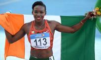 Ivory Coast's Ahoure clocks Africa 100m record at Florida meeting
