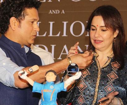 Sachin Tendulkar turns 45! Wish the legend on his birthday