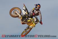 Suzuki's James Stewart Fit for 2013 AMA Motocross