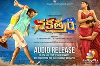 OFFICIAL: 'Nakshatram' audio release date