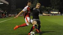 Carl Jenkinson makes return for Arsenal U23s after nine months out