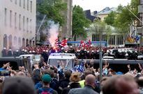 Football fans scuffle ahead of Helsinki derby