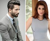 Shocking: Shahid Kapoor used to stalk Twinkle Khanna