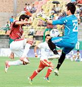 Defenders at fault as Bagan are held