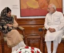 After 50 days and loss of 67 lives, Mehbooba meets Modi