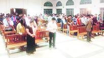Naga community in Shillong grieves