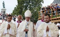 Poland's church faces challenge from papal visit