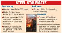 Banks, Essar haggle over debt rejig