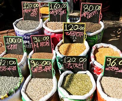 How Parle markets dal