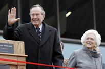 Toxic Donald Trump turns off another Republican: Former president George H. W. Bush may be backing Hillary