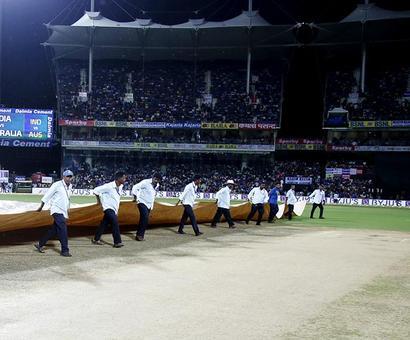 Rain likely to affect 2nd India-Aus ODI in Kolkata