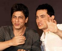 Are SRK and Aamir planning to do a film together?