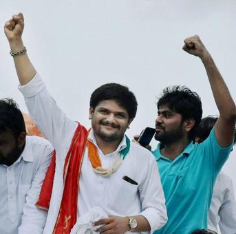 Hardik used quota stir to become crorepati, say ex-aides