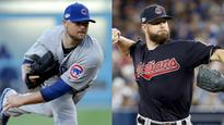 It's Lester vs. Kluber in Game 1 of 'lovable losers' World Series