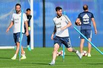 Messi's response to Maradona's jibe: Argentina 'don't feel any pressure' ahead of Copa America final
