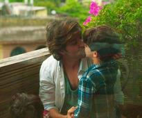 PIC: Hrithik Roshan showers son with hugs and kisses