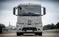 Mercedes-Benz unveils its first all-electric truck