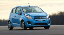 Chevy Spark EV is World's Most Efficient Electric Car, Says GM
