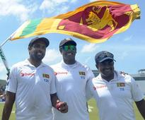 Cricket: Sri Lanka savours historic win over Aussies