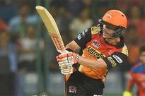 IPL: Warner takes Sunrisers Hyderabad to final in a thriller