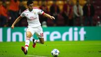 Nicolas Gaitan signs new Benfica deal to end Man United transfer speculation
