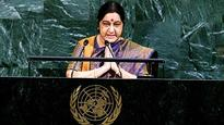 Sushma Swaraj's New York stint charts a global role for country