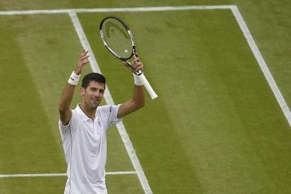 Wimbledon: Djokovic continues ruthless march; Federer wins